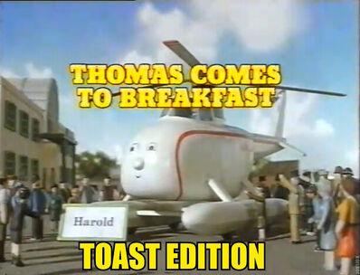ThomasComestoBreakfastToastEdition
