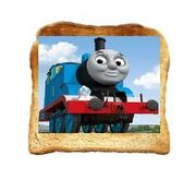 Thomas on a toast