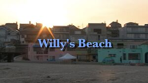 Willy's Beach logo