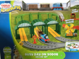 Busy Day on Sodor Deluxe Set