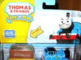 Thomas at the Winter Festival