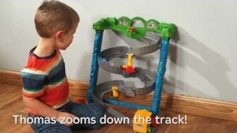 Take-n-Play Spills and Thrills on Sodor Demo