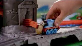 Thomas' Daring Dragon Drop Commercial