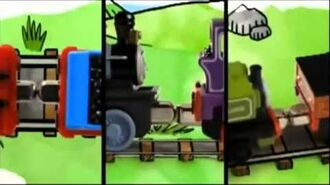 Calling All Engines Take n Play Commercial TV 2013 Thomas & friends