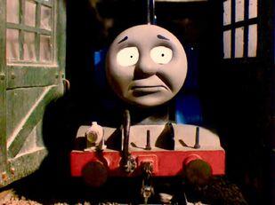 Thomas is killing people!!
