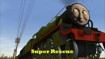 The Railway Series Super Rescue