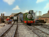 Percy The Put Upon Engine