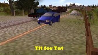 The Railway Series Tit for Tat