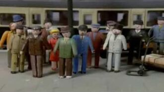 The Railway Series - James And The Express