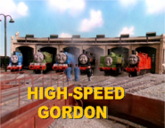 High-SpeedGordon