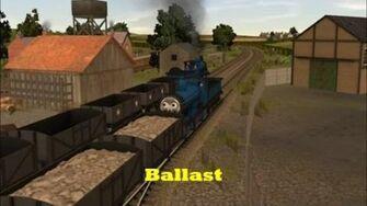The Railway Series Ballast