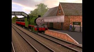 S4 ep 3 henry's new driver
