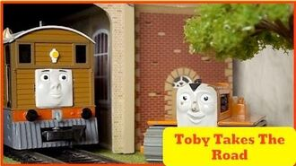 Toby Takes The Road HO OO Scene