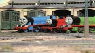 The Railway Series - Trouble In The Shed