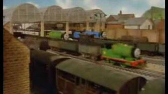 The Railway Series - Percy And The Signal