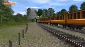 Thomas and The Railtour