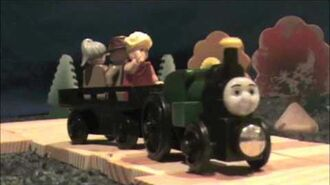 The Wooden Railway Series Edward, Trevor, and the Really Useful Party