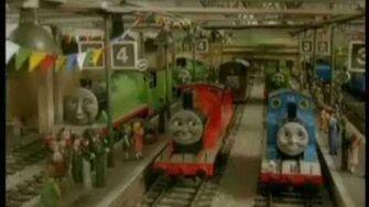 Diamond Jubilee Adaptation (Railway Series)