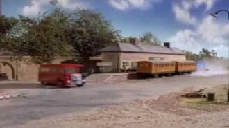 The Railway Series - Thomas and Bertie-0