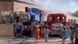 The Railway Stories - Thomas and Bertie