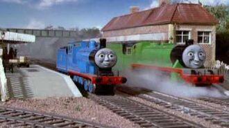 The Railway Series - Gordon's Whistle
