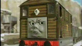 The Railway Series - Toby's Megatrain