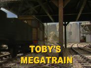 Toby'sMegatrain