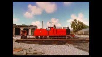 The Railway Series - Old Iron (Willie Rushton Narration)