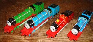 Edward,Gordon,HenryandJames