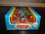Thomas, James, and Henry 1984 Gift Pack