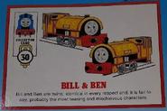 ERTLBill&BenTradingCard