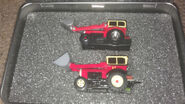 ERTL Jack prototype and production models