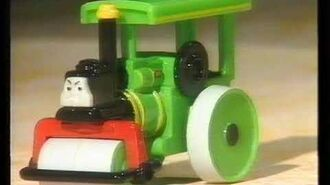 Thomas & Friends toy commercial - ERTL - 1995