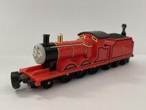 Gold Rail James