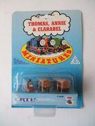 Thomas,Annie & Clarabel Minatures