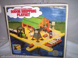 Sodor shipping