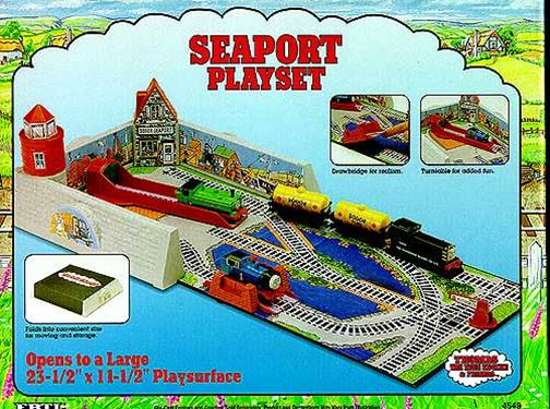 Seaport Playset Thomas The Tank Engine Amp Friends Ertl