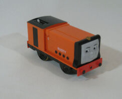Trackmaster Rusty