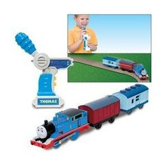 Thomas with Mail Coach and Ice Van