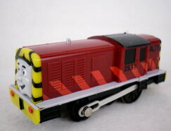 Trackmaster Salty
