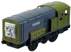Trackmaster Dodge