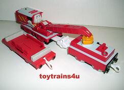 Trackmaster Rocky
