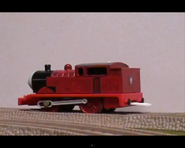 Thomas is red
