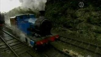 Down at the Station-Engines
