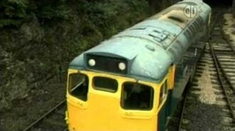 Down at the Station-Diesel Engines