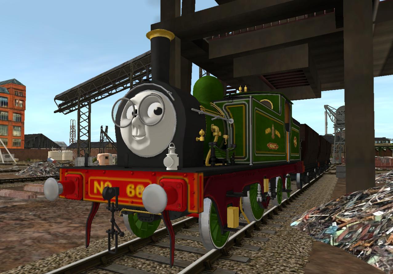 Whiff | Thomas:The Trainz Adventures Wiki | FANDOM powered by Wikia