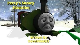 T TTA - Short 12 - Percy's Snowy Situation