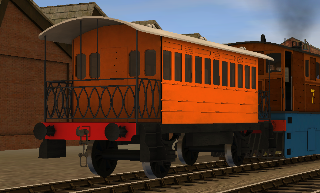 Trainz Toby The Tram Engine Release Vid – Wonderful Image