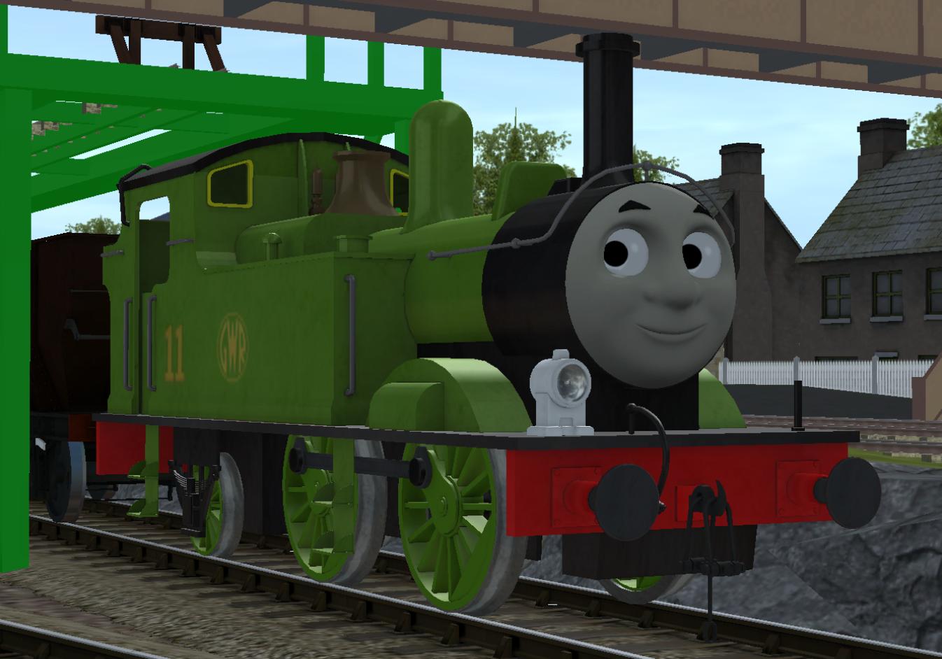 Oliver | Thomas:The Trainz Adventures Wiki | FANDOM powered by Wikia