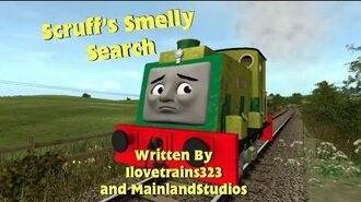 T TTA - Short 16 Scruff's Smelly Search